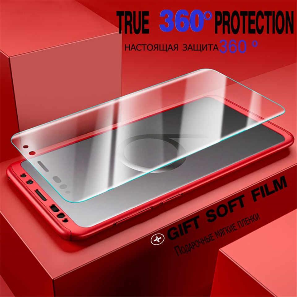 Full Cover Dành Cho Samsung Galaxy Samsung Galaxy A50 Ốp Lưng S7 Edge S8 S9 S10e S10 Lite Cho A7 A8 A6 Plus 2018 M20 M10 A10 A30 Note 8 9 Bao