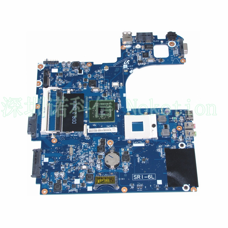 BA92-05127A BA92-05127B For samsung NP-R60 R60 laptop motherboard DDR2 intel ATI RS600ME samsung rs 552 nruasl