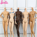 Original Barbie Body Variety Skin Tones Collective One Piece Figure American Girl Doll Toys For Children Birthday Gift Bonecas