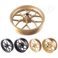 Motorcycle Front + Rear Wheel Rim Replacement For Honda CBR 1000RR CBR1000RR 2012 2013 2014 2015 2016 2Pcs