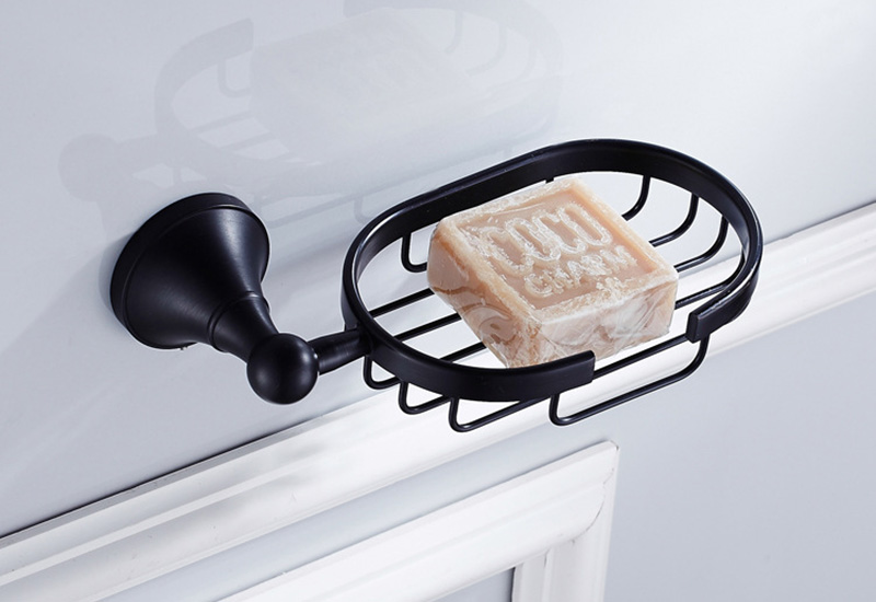Black soap basket 1