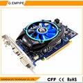 Для ПК PCI-E 1 ГБ GTS450 DDR5 128Bit Видеокарта вентилятор Площади де Видео карт graphique Видеокарта для Nvidia GTX DVI России