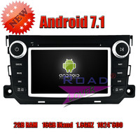 Wanusual 2G 16GB Quad Core Android 7 1 Car DVD Player For Benz Smart Fortwo 2012