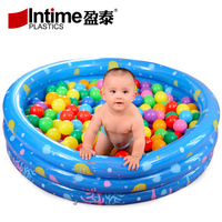 Inflatable bathtub thicken PVC Bath Tub Baby Swimming Pool Eco friendly Portable Children Kids Tub Round