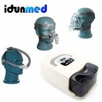BMC CPAP Ventilator Device With Airing Mask Humidifier Filter Hose SD Card Respirator Accessories For Anti Snoring Sleep Apnea