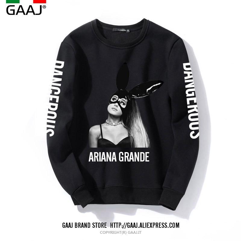 f03d96b2e Exclusive Top Quality Ariana Grande Dangerous 2017 New Sweatshirt Men  Printing Casual Plus Size Hoodie Hip Hop Streetwear Coat   Buy Men and  Women's ...