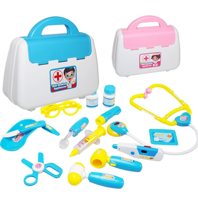 Doctor Toys Doctor For Children 2 4 Years Kids Doctors For Children
