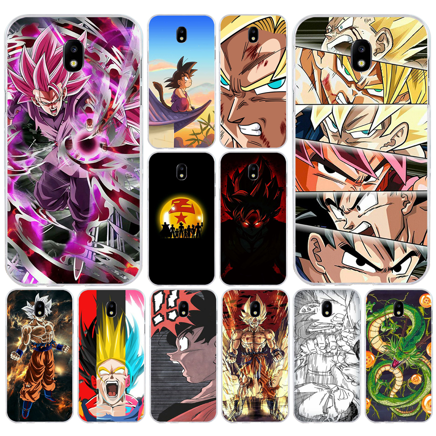 Phone Bags & Cases Fitted Cases 73a Dragon Ball Z Dbz Goku Soft Silicone Tpu Cover Phone Case For Samsung Galaxy J3 J5 J7 2016 2017