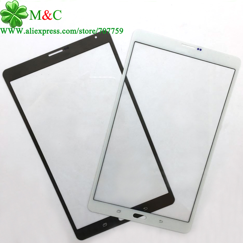 OEM T705 T700 Touch Glass Lens Panel for Samsung Galaxy Tab S 8.4 LTE T705 SM-T705 T700 Front Glass Touch Lens Panel