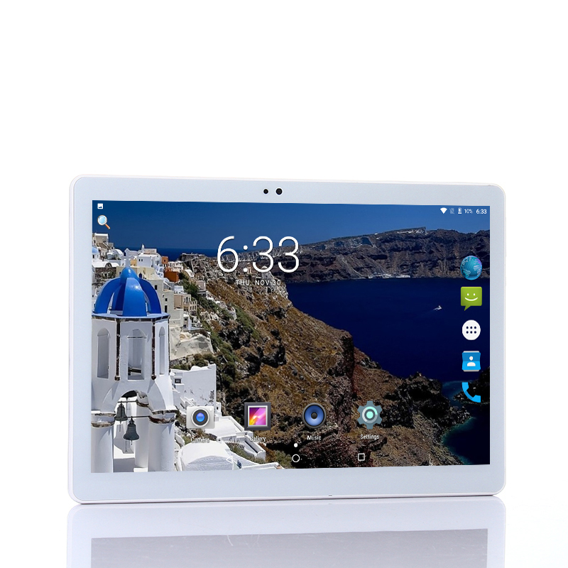 10.1 inch tablets 3G WCDMA Octa Core Dual SIM Android 7.0 4GB RAM 32GB ROM 1280*800 HD IPS 5.0MP bluetooth wifi GPS Tablet FM gps навигатор lexand sa5 hd