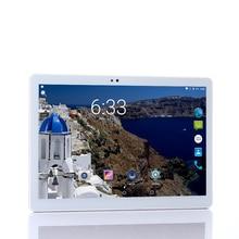 10.1 inch tablets 3G WCDMA Octa Core Dual SIM Android 7.0 4GB RAM 32GB ROM 1280*800 HD IPS 5.0MP bluetooth wifi GPS Tablet FM