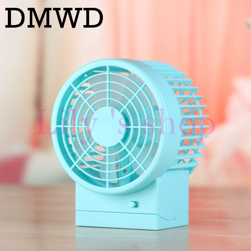 DMWD Mini mute USB Powered cooling fan Desktop PC Laptop Computer wind cooler blower portable small hand 5V Conditioning fans  portable flexible fan adjustable angle mini usb cooling fan usb cooler for laptop desktop pc computer low power