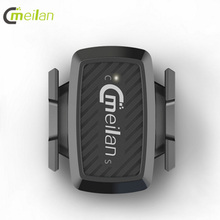 Vélo accessoires vélo Cadence compteur de vitesse capteur cyclisme Bluetooth 4.0 fourmi intérieur filature cadence entraînement Meilan C1