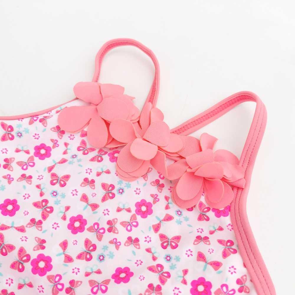 Chumhey 2-3T traje de baño para niñas traje de baño de una pieza para niños traje de baño de verano para bebés traje de baño