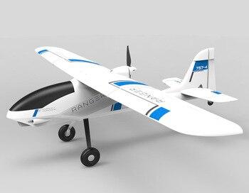 Volantex 757-4 Ranger RC PNP/ARF Plane Model W/ Motor Servo ESC W/O Battery