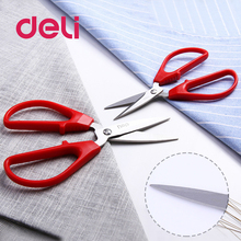 Stationery Scissors Deli 1pcs Stainless-Steel 6036