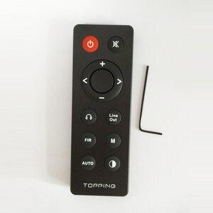 Image 2 - รีโมทคอนโทรลสำหรับ TOPPING DX7s DAC & หูฟัง