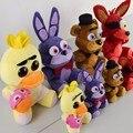 Пять ночей в фредди куклы funko pop плюшевые мягкие игрушки плюшевые фильмы ТВ FNAF пять видов styles18cm