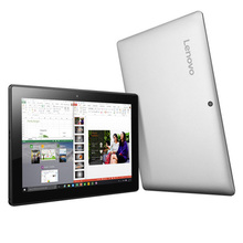 Original lenovo miix310 x5 8350 de cuatro núcleos de 10.1 pulgadas intel atom RAM 2 GB/4 GB ROM 64 GB Windows 10 Home Tablets PC HDMI 5MP