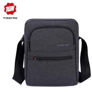 2018 Tigernu Men Mini Shoulder Bags Summer Women Male dfe7dd5a47f40