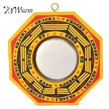 Lucky Chinese Feng Shui Dent Convex Bagua Talisman
