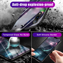 Glass Universe Phone Case For iPhone