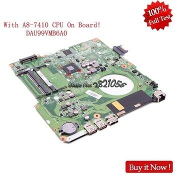 785442-501, 785442-001 para HP Pavilion 15-F cuaderno DA0U99MB6C0 placa  base de computadora