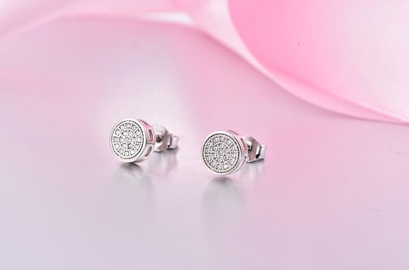 wedding earrings for brides DE20000A (2)