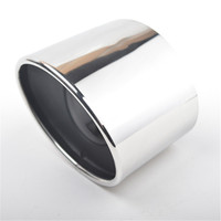 Automobile Exhaust Tip Tail Pipe Muffler For Honda Accord