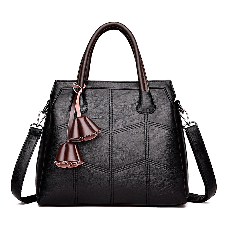 Dashing Fashion Women Handbag Holiday Female Shoulder Bags Ladies Leather Handle Bag Large Exquisite Messenger Bag Crossbody Ss7006 Luggage & Bags