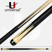 2019 Original Universal Billiard UN112-2 12.9mm Tip 8 Pieces In 1 Techonology Laminated Shaft Professional Handmade Kit China
