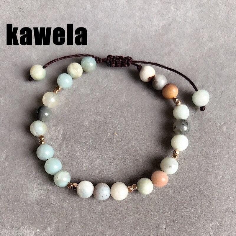 Kawela Natural Amazon Stone...