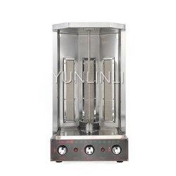 Napędowego stosowanego do celów handlowych mięsa maszyna do prażenia elektryczny mięso z indyka do prażenia automatyczna do mięsa grillowania maszyna do ZN-30