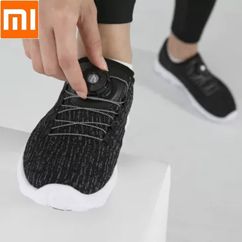 Xiaomi HYBER Breathable Stylish Casual Sports Shose Slow shock Outdoor activities for men women Couple sneakers