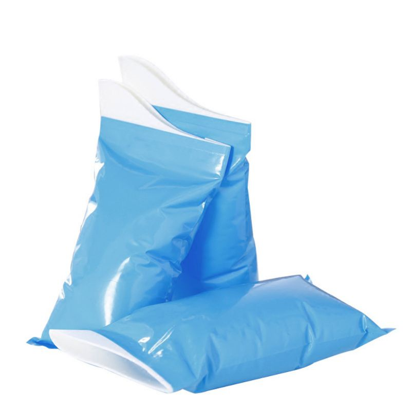 Driving Emergency Toilet Airsickness Bag Toilet Parts Urinals Men Women Outdoor Camping Disposable Urinals Contain Litter Bag