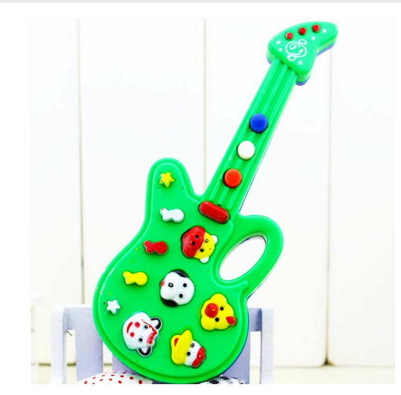 19*8*3CM Toy Musical Instrument Learning Education Kid Doll Random Color Free Shipping WJ-04