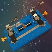 Универсальная материнская плата печатной платы Держатель джиг приспособление для iPhone материнской Процессор интегральные микросхемы A8 A9 A10 A11 A12 NAND PCIE ремонтный комплект инструментов
