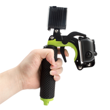 Go Pro Accessories Shutter Stabilizer Section Floating Pistol Trigger Grip Handle Ploe for GoPro Hero 3+/ 4 Action Camera GP343