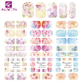 KADS HOT343-345 Fantasy Flowers Fashion Designs Nail Art Water Transfer Sticker Water Nail Decals Manicure for Nail Accessories