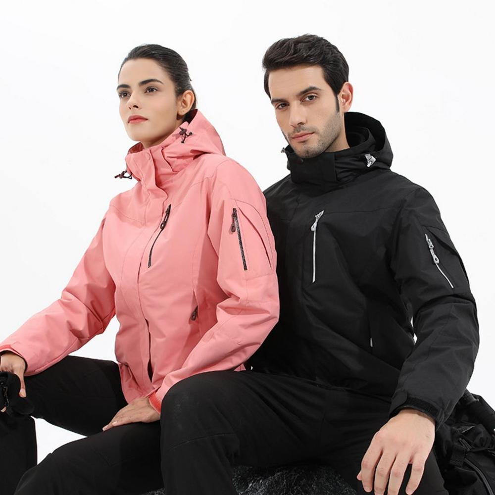 Free Shipping- NEW HQ Lover Winter Outdoor Wind/Waterproof  Breathable Warm Hiking 3in1 Fleece Jackets 20215/20216