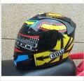 Nueva llegada marca mrc valentino rossi motociclistas kart racing capacete casco de moto casco de moto casco integral dot m/l/xl/xxl