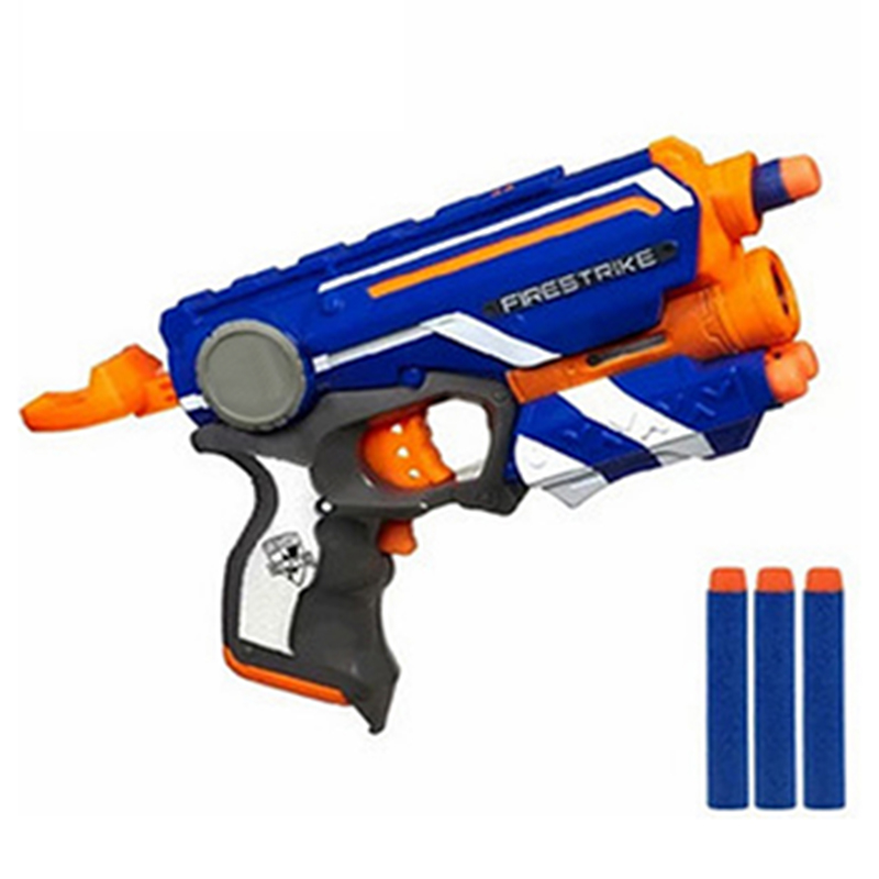 toy sniper rifle Nerf gun elite N Strike FireStrike sniper 10 soft bullets  accessories mini Bullet toy guns for children boys-in Toy Guns from Toys ...