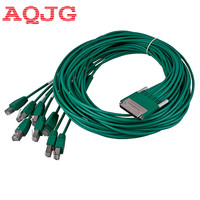 NEW 10FT Network HWIC 16A HWIC8A cable CAB HD8 ASYNC (RJ11) cable 8 port RJ11 Async for cisco router2511 NM 16A NM 32A