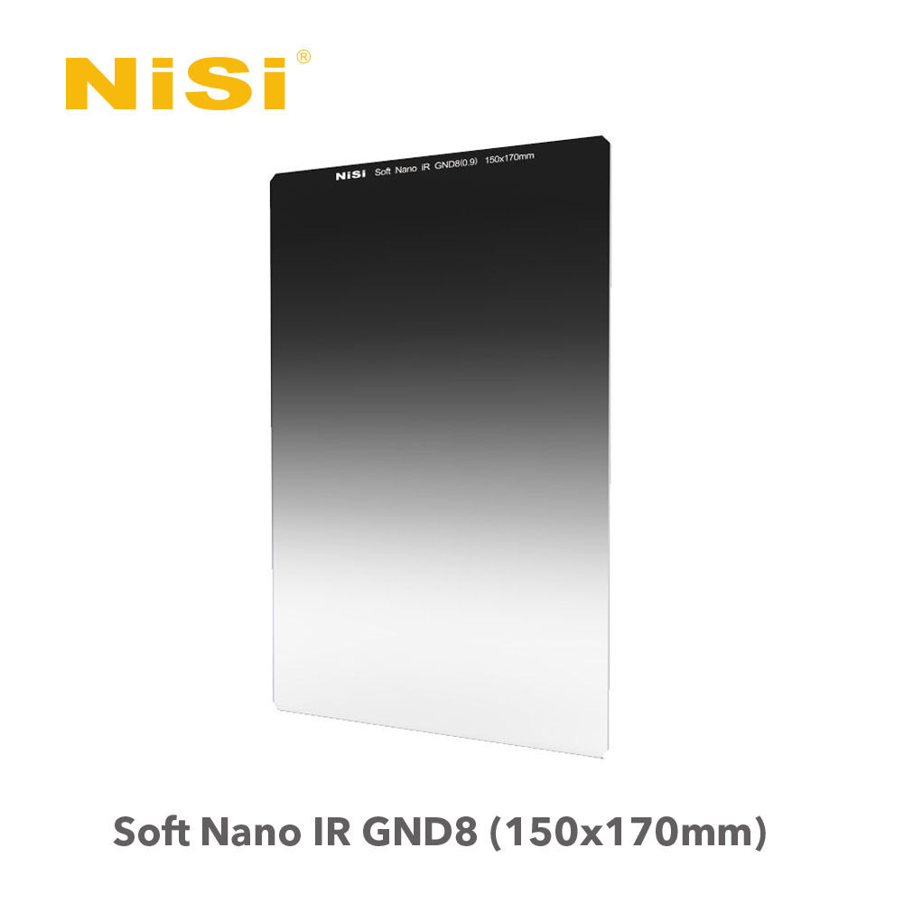 NISI 150 170mm NANO MC IR Soft GND4 0 6 GND8 0 9 GND16 1 2