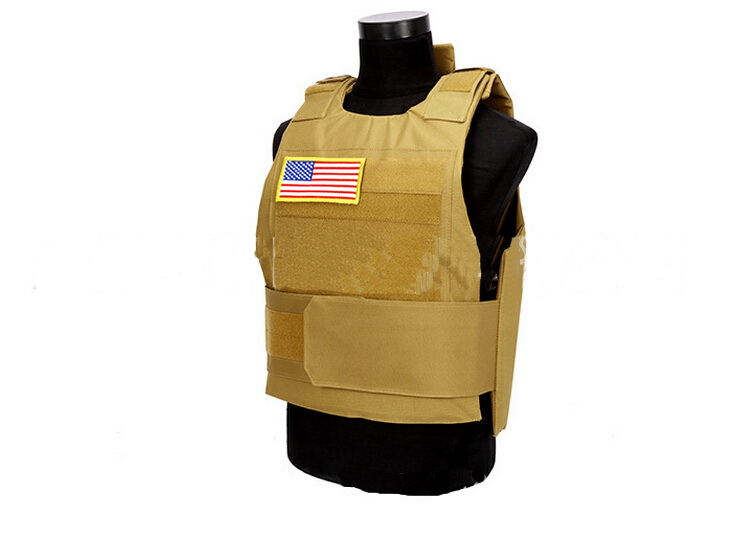 цена на Bulletproof vest, tactical vest, outdoor combat training vest, vest