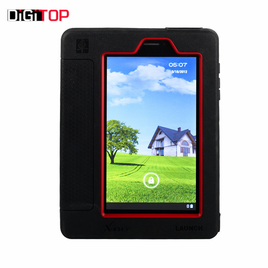 Original launch x431 v wifi/bluetooth tablet full system diagnostic tool perfect replacement of launc
