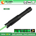 High Powered Adjustable Burning Lazer Pointer 532nm 300mw Green Laser Pointer Pen with 18650 Battery Charger in Al Box