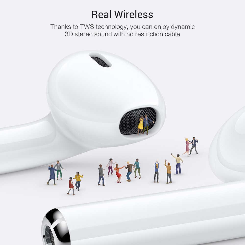 MS Mới Nhất A + + I9S TWS Bluetooth 5.0 Tai Nghe Không Dây Tai Nghe với rõ ràng mic cho apple iphone xiaomi điện thoại thông minh tai nghe thể thao
