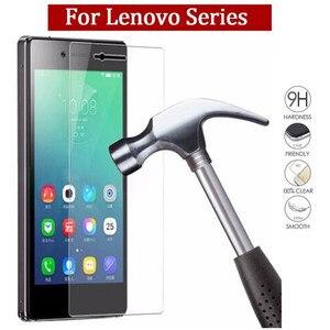 For lenovo A859 glass for lenovo Vibe Shot Z90 P70 S1 Lite C2 K6 Power A328T Vibe Z2 protective glas on tempered screen film(China)