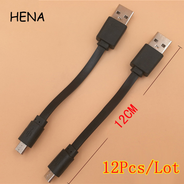Superb Hena 12Pcs Lot Micro Usb Cable For Android Micro Usb Charging Cable Wiring Digital Resources Cettecompassionincorg
